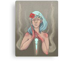 Vague Enchantments Canvas Print