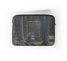 Mirror Of The Soul Laptop Sleeve