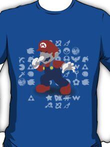 Smash 4 - Mario T-Shirt