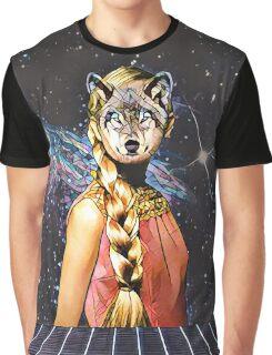 Golden hair Graphic T-Shirt