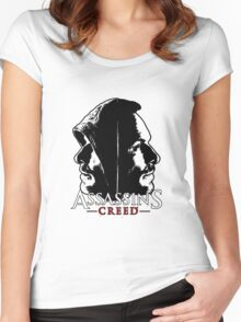 Assassin's Creed Women's Fitted Scoop T-Shirt