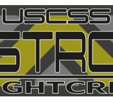 Nostromo Flightcrew dark m. WY Logo 2 Sticker