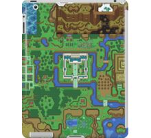 The Legend of Zelda: A Link to the Past Map iPad Case/Skin