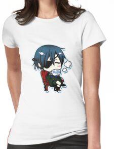 Black Butler (Kuroshitsuji)  Womens Fitted T-Shirt