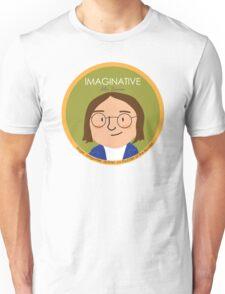 Imaginative like John Unisex T-Shirt