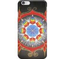 Troubled Earth ~ Tribal Mandala iPhone Case/Skin