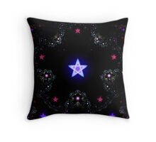 The Allstars Throw Pillow