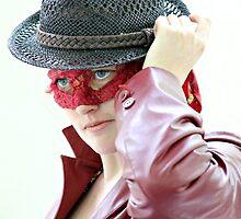 Masked by Karen Tregoning