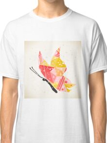 Abstract the butterfly4 Classic T-Shirt