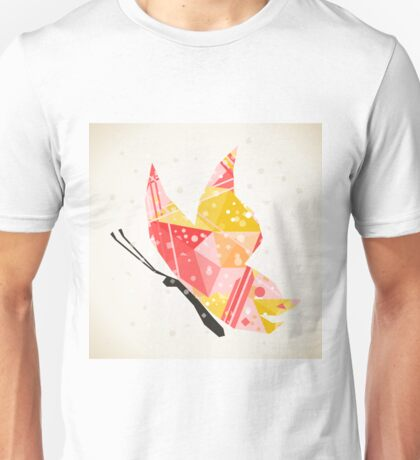 Abstract the butterfly4 Unisex T-Shirt