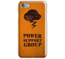 Cloud and storm iPhone Case/Skin