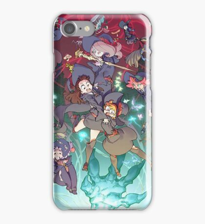 Little witch Academia #02 iPhone Case/Skin
