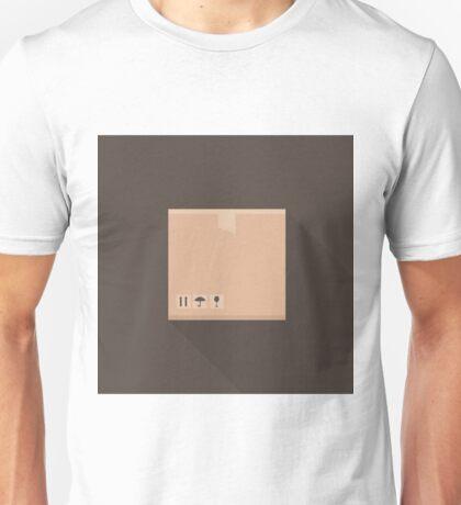 Box flat Unisex T-Shirt