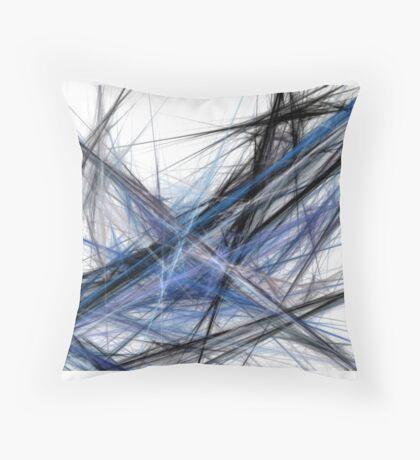 Apophysia #1 Throw Pillow