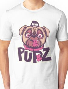 Cute and Funny Puppy Pug Dog Unisex T Shirt Pugs Not Drugs Unisex T-Shirt