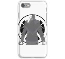 Director Silhouette iPhone Case/Skin