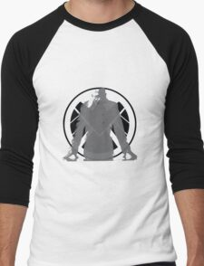 Director Silhouette Men's Baseball ¾ T-Shirt
