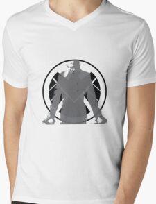 Director Silhouette Mens V-Neck T-Shirt