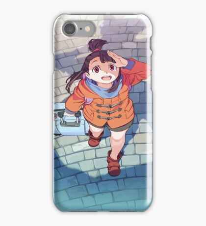 Little witch Academia #08 iPhone Case/Skin