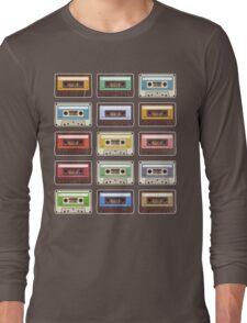 Cassettes Long Sleeve T-Shirt