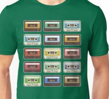 Cassettes Unisex T-Shirt