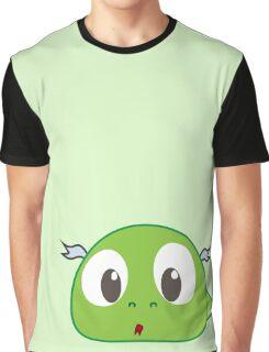 Cute #Chibu Snake Graphic T-Shirt
