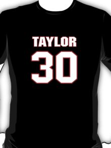 NFL Player Stepfan Taylor thirty 30 T-Shirt