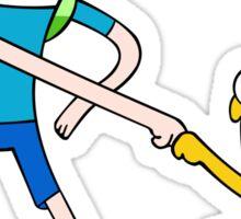 Adventure Time - Finn and Jake Sticker Sticker