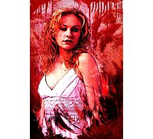 Sookie Stackhouse Photographic Print