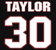 NFL Player Cooper Taylor thirty 30 by imsport