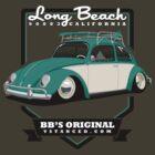 Long Beach - Green by BBsOriginal