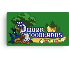 Dwarf Woodlands Canvas Print
