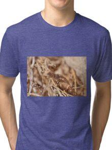 cute gecko Tri-blend T-Shirt