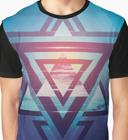 City Shapes Graphic T-Shirt