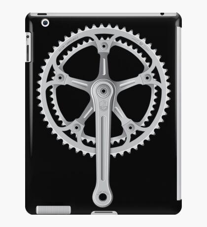 Campagnolo Super Record Strada Chainset, 1974 iPad Case/Skin