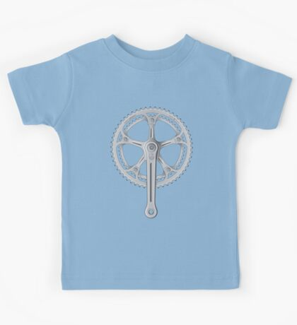 Campagnolo Super Record Strada Chainset, 1974 Kids Tee