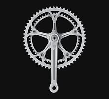 Campagnolo Super Record Strada Chainset, 1974 Hoodie