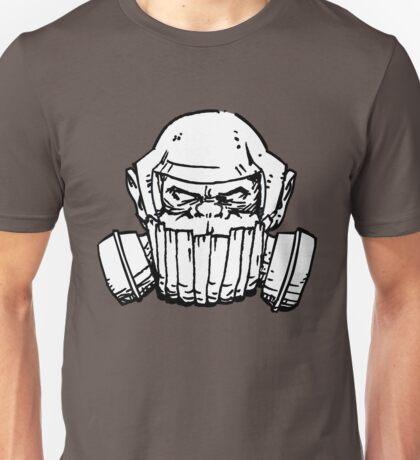 Guerilla Tactics Black and White Unisex T-Shirt