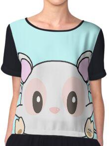 Mini #Chibu Adorable Mouse Chiffon Top
