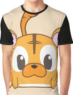 Baby #Chibu Tiger Pup Graphic T-Shirt