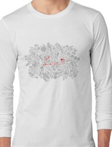 Madly in love with you Long Sleeve T-Shirt