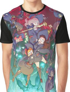 LITTLE WITCH ACADEMIA #05 Graphic T-Shirt