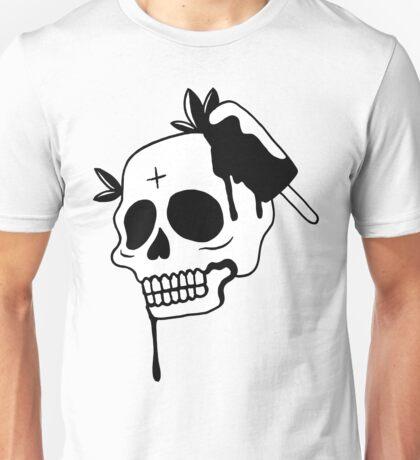 Skull Cream Unisex T-Shirt