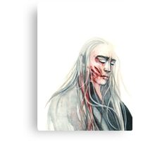 WARRIOR - Thranduil Canvas Print