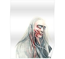 WARRIOR - Thranduil Poster