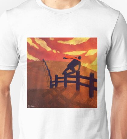 Jump the Fence Unisex T-Shirt