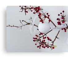 Berry Bliss Canvas Print