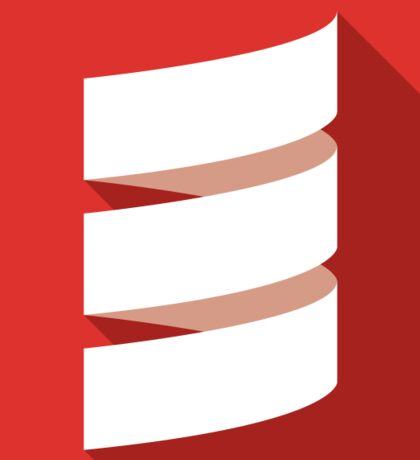Scala Sticker