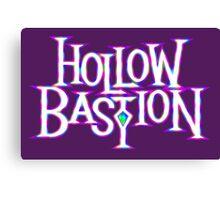 Hollow Bastion Canvas Print