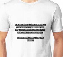 City Of Ashes Unisex T-Shirt